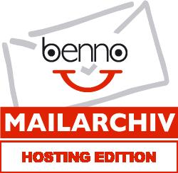 Logo Benno MailArchiv Hosting Edition